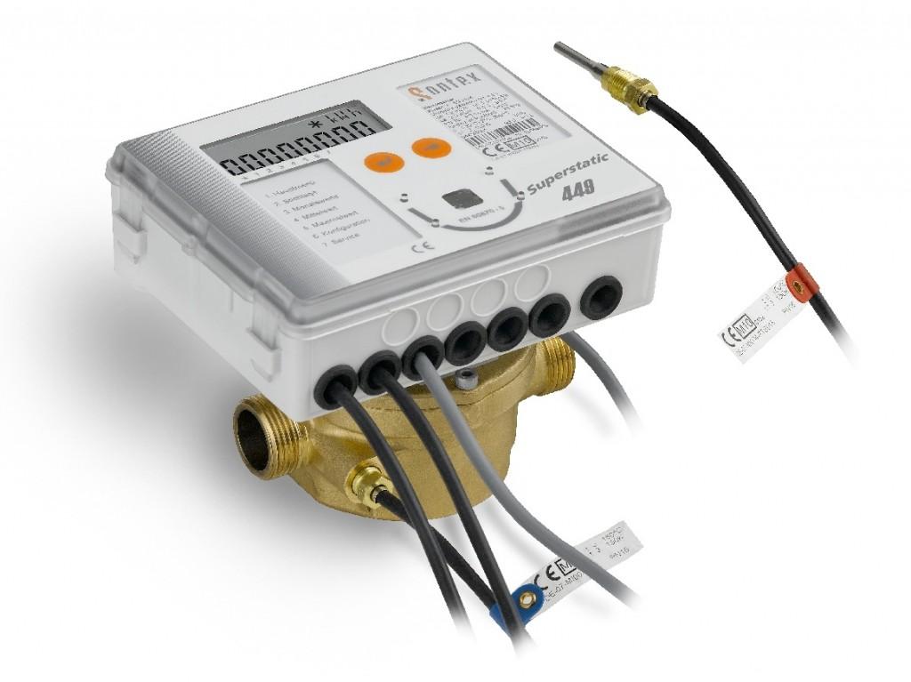 Superstatic 449 - Static heat & cooling meter